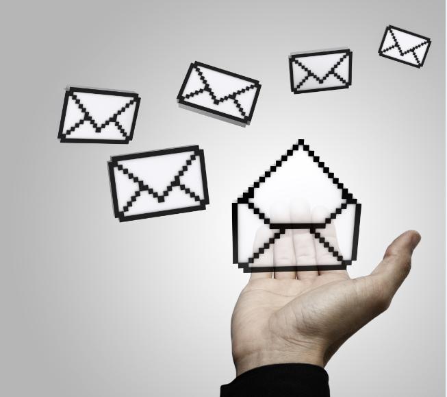 E-Mail-Marketing bietet unendlich viele Möglichkeiten mit Ihren Kunden in Kontakt zu treten.