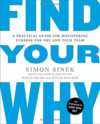 Simon Sinek Find Your WHY